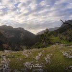 Panoramica de la zona de Otiñar en Jaén
