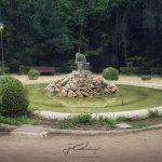 Fuente de los jardines de Jabalcuz